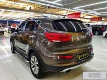 济南起亚 智跑 2015款 2.0L 自动两驱版GLS