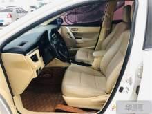 济南丰田 卡罗拉 2016款 双擎 1.8L CVT先锋版