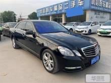 滨州奔驰E级 2011款 E 260 L CGI时尚型