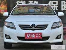 烟台丰田 卡罗拉 2009款 1.6L 自动GL天窗特别版
