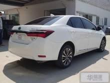烟台丰田 卡罗拉 2017款 改款双擎 1.8L E-CVT精英版