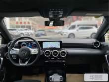 临沂奔驰A级 2019款 A 180 L 运动轿车