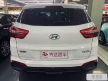 济南北京现代ix25 2015款 2.0L 自动两驱智能型GLS