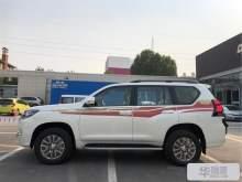 济南丰田 普拉多 2019款 3.5L 自动TX-L尊享版后挂备胎