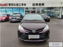 淄博丰田 威驰 2017款 1.3L CVT锐行版