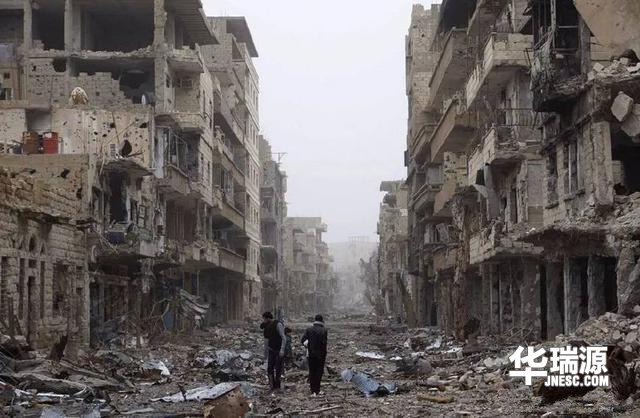 """叙利亚被轰炸,国人感叹""""中国已经不再是那个中国"""""""