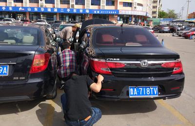 中国二手车行业电商模式成功的特殊性