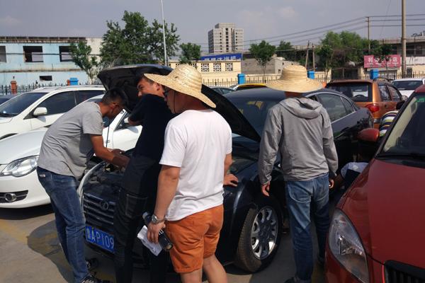 二手车评估师技能培训暑期班预报名啦,提供实习就业机会