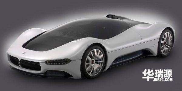 盘点那些停在概念车的车,未来感十足